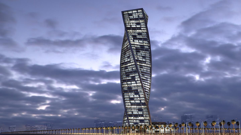 برج مجدول