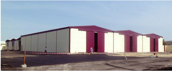 Al – Khalidiya logistic